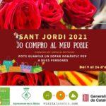 Bases concurs Sant Jordi 2021